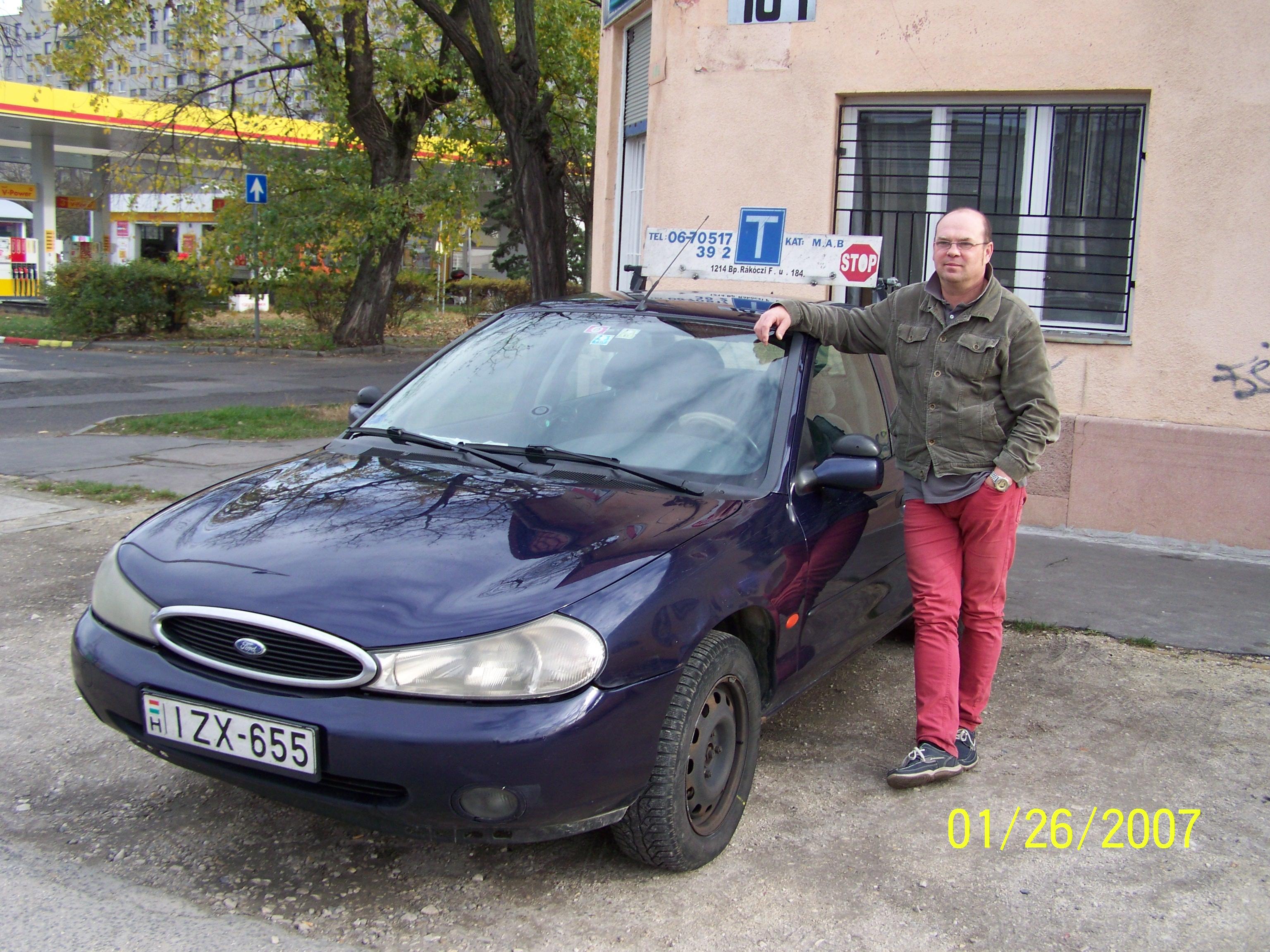 Klapka György Ford Mondeo