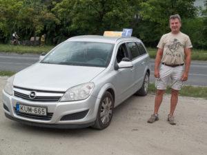 Varga Sándor Opel Astra D.