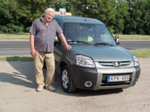 Zsilka László Peugeot Partner D.
