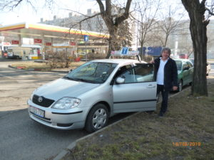 Baranyai Attila Toyota Corolla